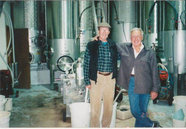 Jim Blumenberg October 1999