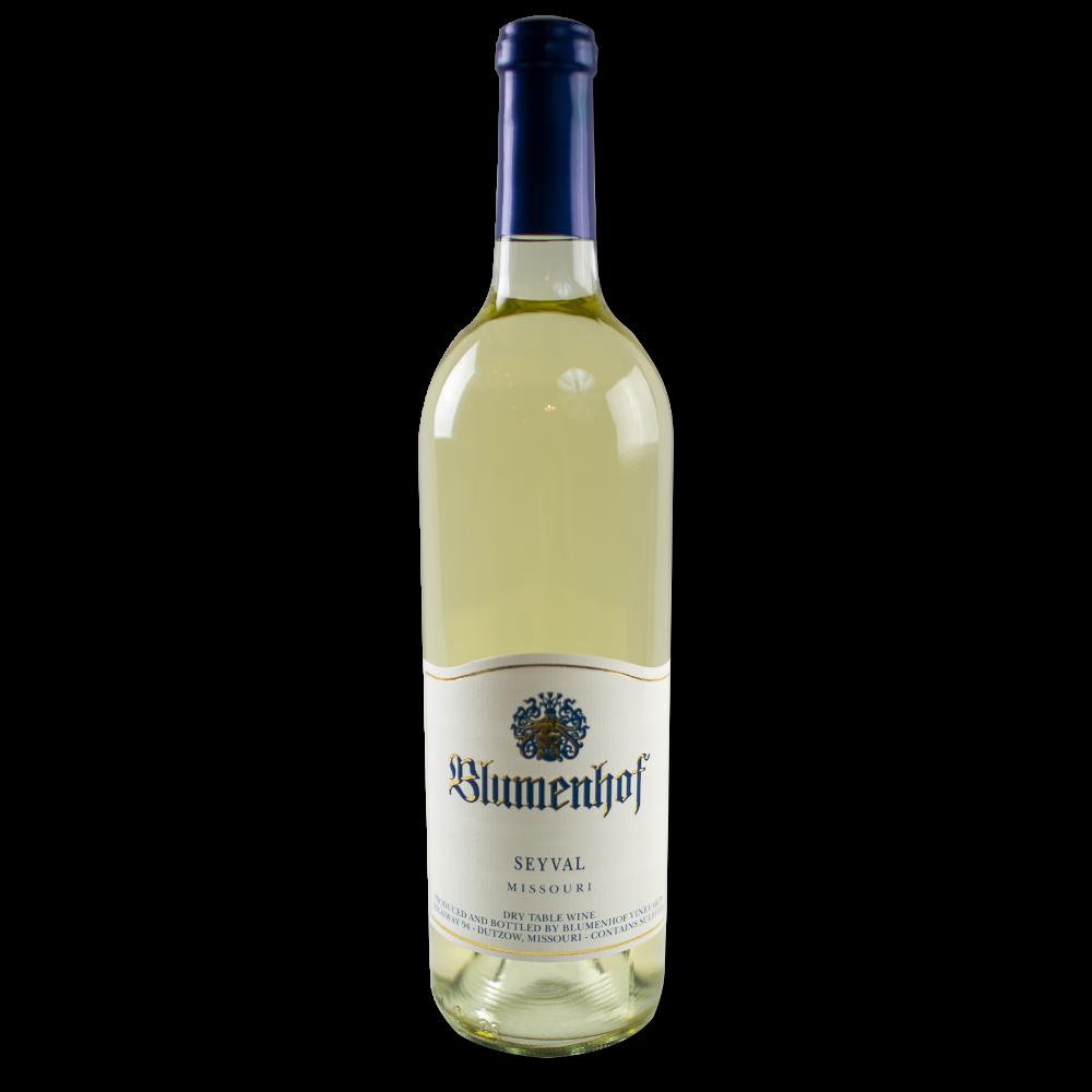 Blumenhof Seyval Blanc - Dry White Wine