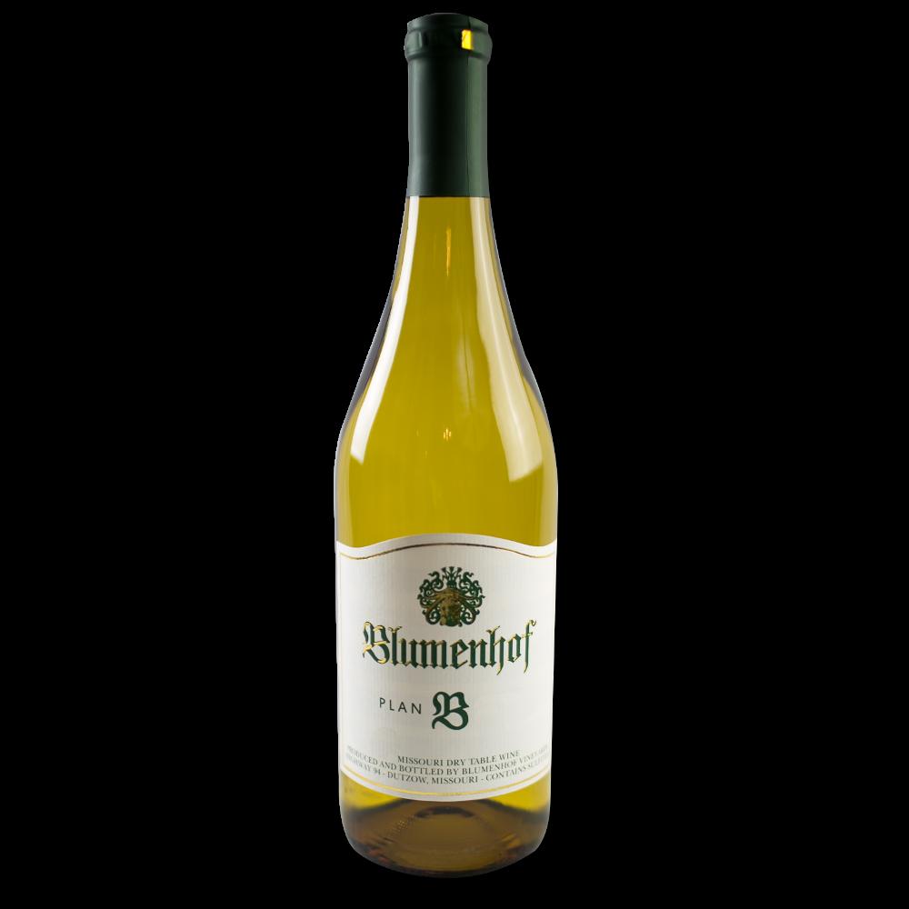 Plan B - Dry White Blend from Blumenhof Winery