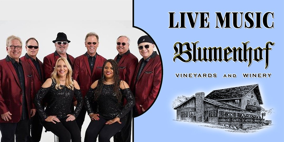 Butch Wax and the Hollywoods at Blumenhof Winery