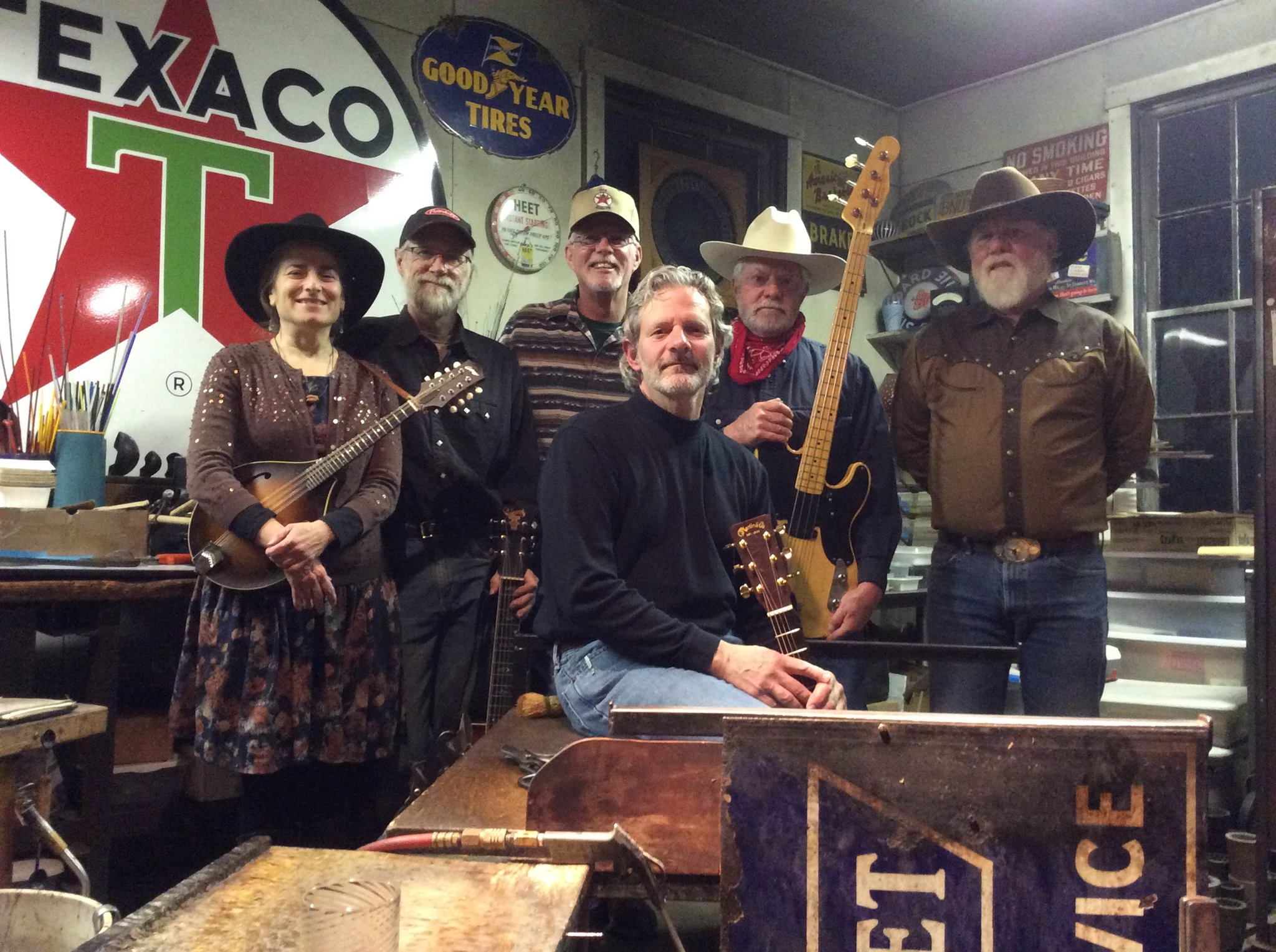 Texas Giants at Blumenhof Winery